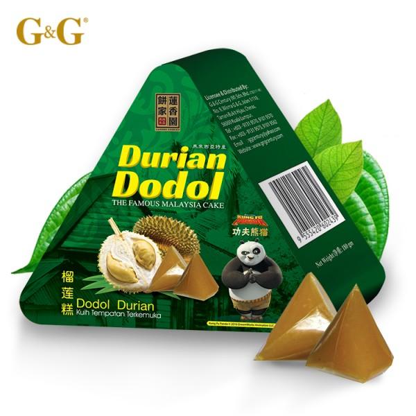 G&G Durian Dodol