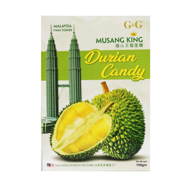 G&G Durian Milk Candy