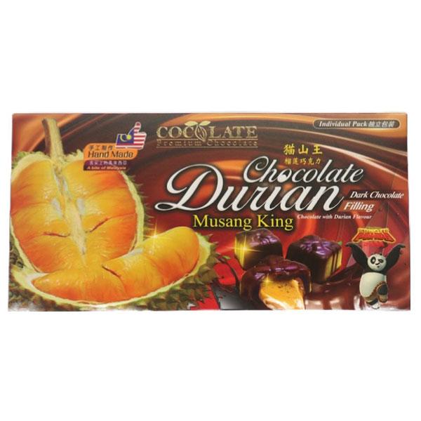 G&G Premium Musang King Durian Chocolate