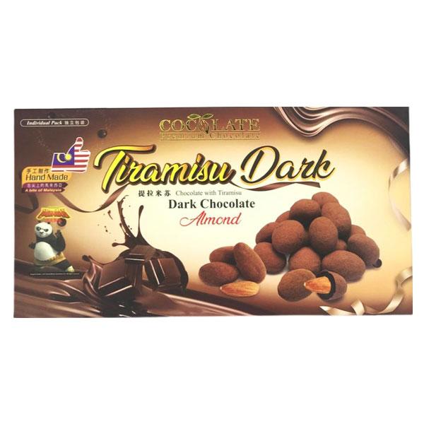 G&G Premium Tiramisu Dark Chocolate