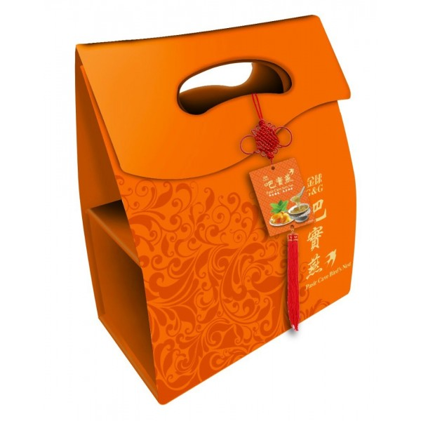 Premium Pasir Cave Bird's Nest Gift Bag