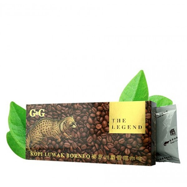 G&G Luwak Borneo Coffee