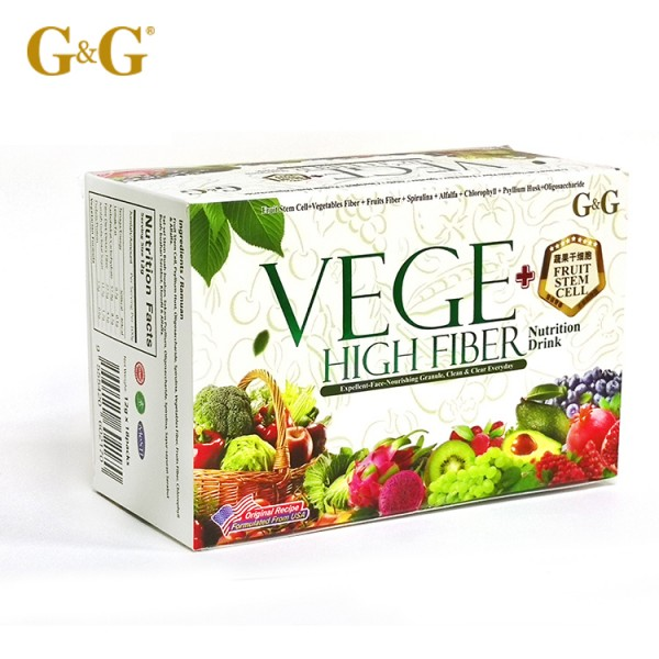 G&G Vege High Fiber