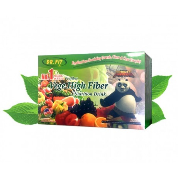 Dr. Fit Vege High Fiber