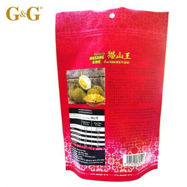 G&G Freeze Dried Musing King Durian