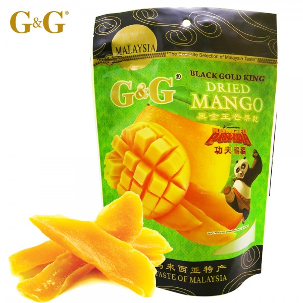 G&G Black Gold King Dried Mango