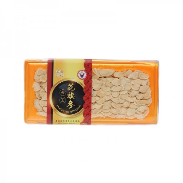 G&G American  Ginseng Slices