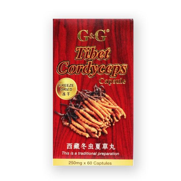 G&G Tibet Cordyceps Capsule