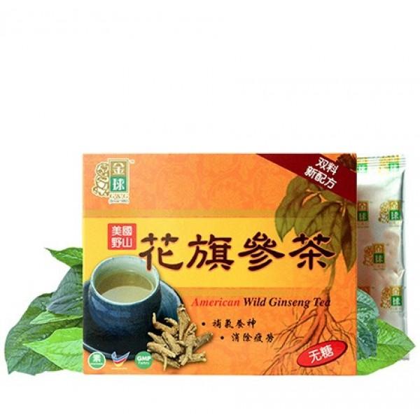 G&G American Wild Ginseng Tea