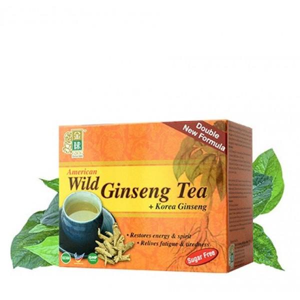 G&G American Wild Ginseng + Korea Ginseng