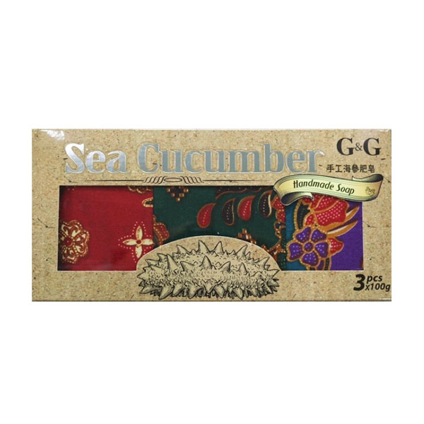 G&G Handmade Essential Oil Soap - Sea Cucumber