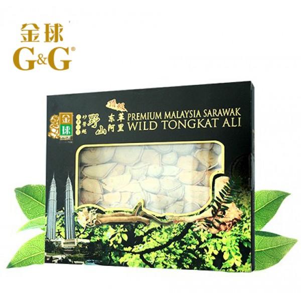 G&G Sarawak Wild Tongkat Ali Round - Black