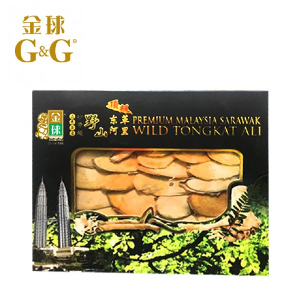 G&G Sarawak Wild Tongkat Ali Round - Red
