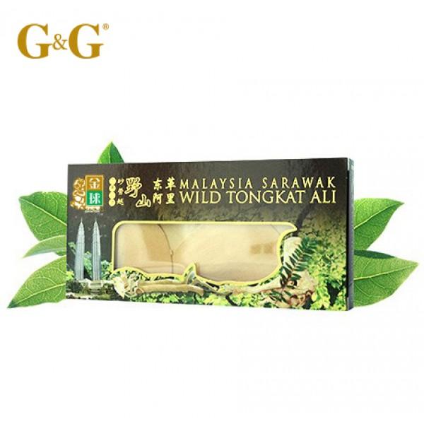 G&G Sarawak Wild Tongkat Ali Round - Yellow